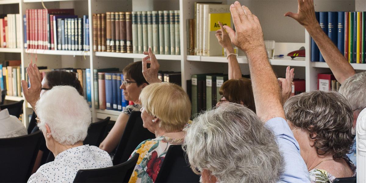 Mitgliederversammlung Evangelischer Bund Hessen